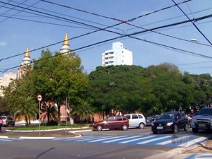 Crimes aumentam na área central de Limeira (Foto: Reprodução/EPTV)