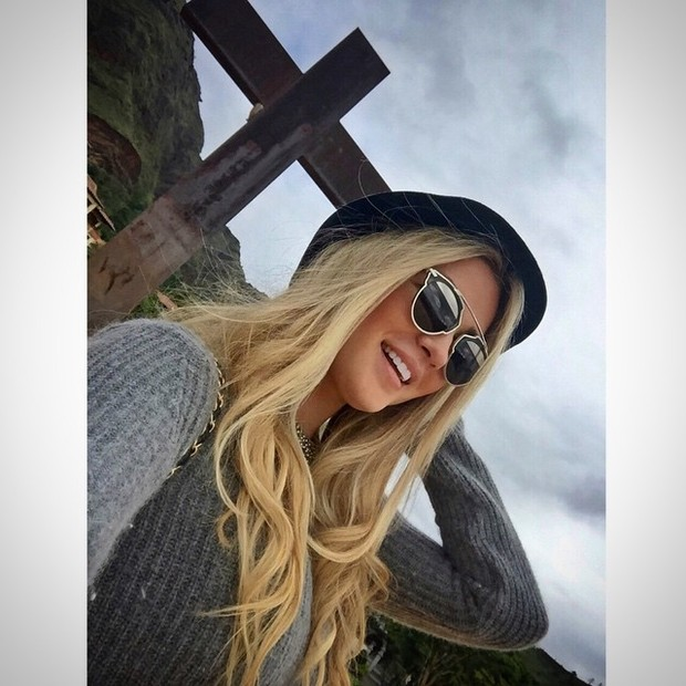 Aline Gotschalg (Foto: Instagram / Reprodução)