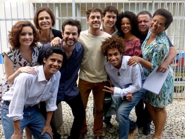 Elenco Malhação  (Foto: Malhação / TV Globo)