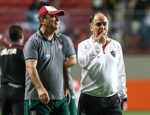 Marcelo Oliveira; Levir Culpi; Atlético-MG; Fluminense;Independência (Foto: Bruno Cantini / Atlético MG)