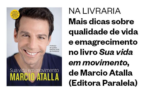 Marcio Atalla Livro (Foto: divulgação)