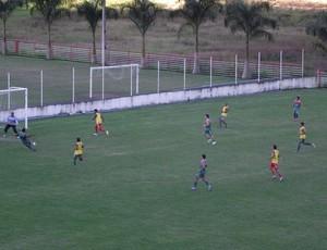 Treino do Real Noroeste, no José Olímpio da Rocha (Foto: Marcelo Pereira/Real Noroeste FC)