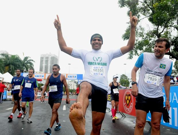 Cosme Reges Meia do Rio Eu Atleta (Foto: André Durão/Globoesporte.com)