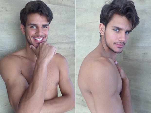 Artur Medeiros (Foto: 40 Graus Models)