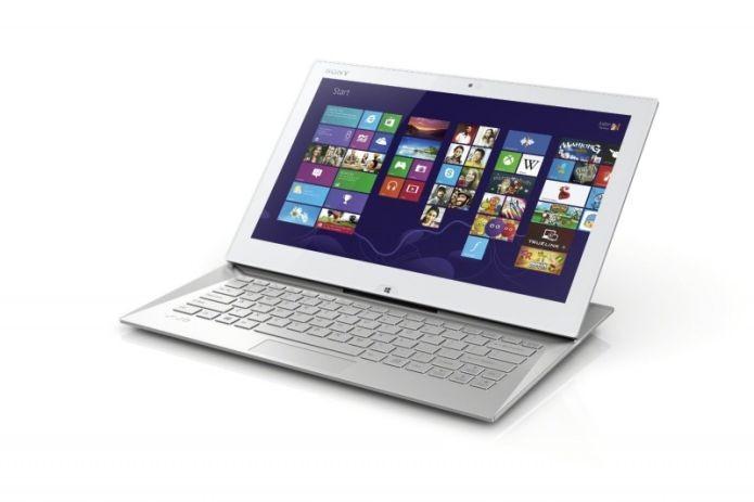 Ultrabook da Sony é uma aposta em hardware robusto e touch (Foto: Divulgação)