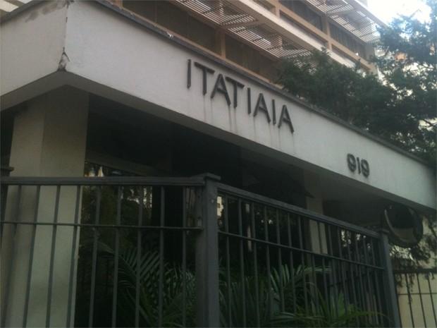 Edíficio Itatiaia, em Campinas, foi desenhado pelo arquiteto Oscar Niemeyer (Foto: Marília Rastelli / G1)