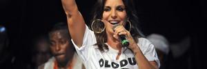 Veja fotos do show de Olodum com Ivete (Max Haack)