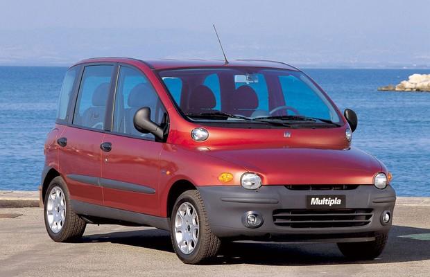 Fiat Múltipla 1998 (Foto: Reprodução)