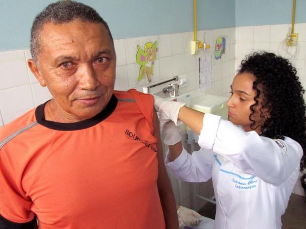Campanha de vacinação vai até o dia 20 de maio (Foto: Divulgação/ Semus)