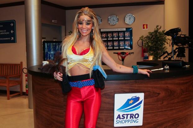 Danielle Winits (Foto: Manuela Scarpa/Photo Rio News)