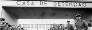 Massacre na Casa de Detenção faz  20 anos (Arquivo/Diário de S. Paulo)