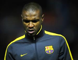 Eric Abidal Barcelona (Foto: Getty Images)