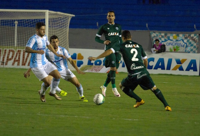 Londrina x Goias - Serie B (Foto: Agencia Estado)