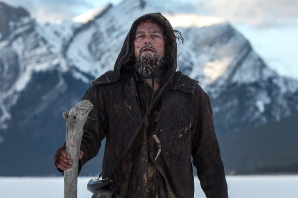O longa O Regresso ajudou Leonardo DiCaprio a amplificar o seu discurso sobre o combate das mudanças climáticas (Foto: Divulgação)