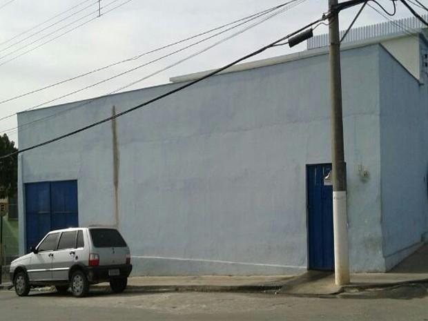 Cadeia de Santo Antônio do Monte não tem segurança, diz PM (Foto: Polícia Militar/Divulgação)