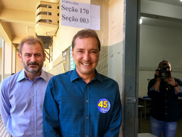Dia de votação: Eleições Porto Velho 2016 (Foto: Jheniffer Núbia/G1)