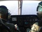 Helicóptero ajuda nas buscas por desaparecido na Ponta do Cururu