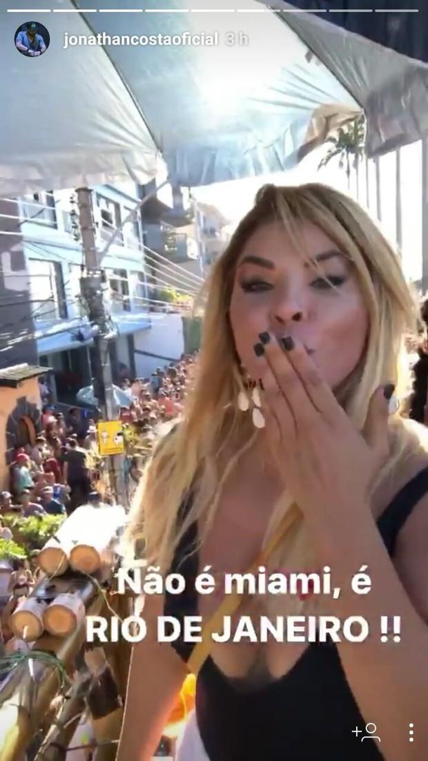 Verônica Costa (Foto: Reprodução/Instagram)