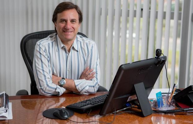 Hélio Rotenberg, presidente da Positivo, fabricante brasileira de computadores. (Foto: Divulgação/Positivo)