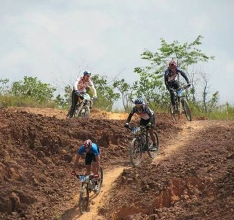 Mountain Bike Roraima (Foto: Divulgação/Mountain Bike Roraima)