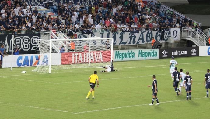 Cuiabá,Remo,Copa Verde,Arena Pantanal (Foto: Christian Guimarães)
