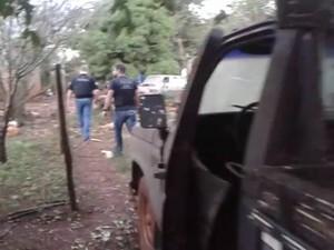 cef4c74f4 Dois suspeitos de Dourados conseguiram fugir da polícia (Foto  Divulgação   Polícia ...
