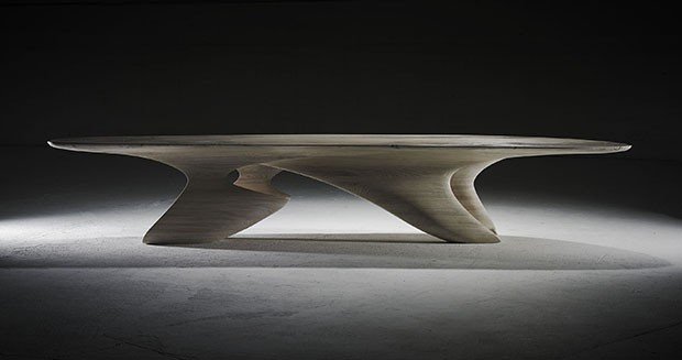 Os móveis-escultura de Joseph Walsh (Foto: divulgação)