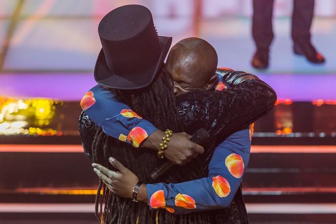 Muita emoção!!!!! (Foto: Artur Meninea/Gshow)