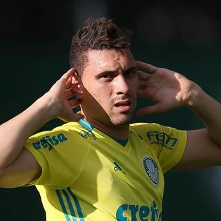 Moisés Palmeiras (Foto: Cesar Greco / Ag. Palmeiras / Divulgação)