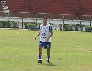 Fabricio Soares, Tupi (Foto: Bruno Ribeiro)