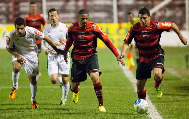 João Denoni do Oeste x Luverdense (Foto: José Luis Silva / Ag. Estado)