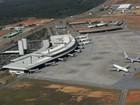 Obra de terminal em Aeroporto de Confins muda acesso de passageiros