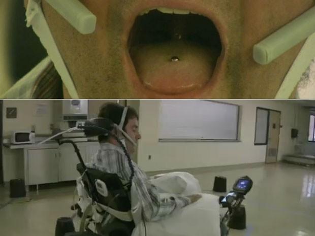 Descoberta pode ajudar a dar mais independência a pessoas com paralisia (Foto: Reprodução/BBC)