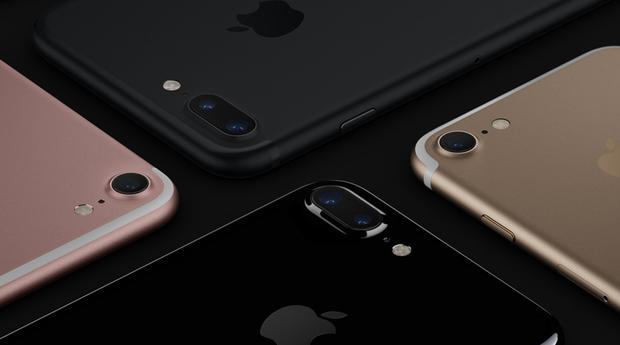 iPhone 7 seré vendido em 4 cores: Rose Gold, Gold, Black e Silver (Foto: Divulgação)