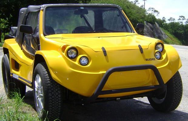 A Bugre tem no seu portfolio três modelos que podem variar de R$ 27.700 a R$ 34 mil. O modelo Bugre VII traz carroceria em fibra de vidro e utiliza mecânica dos Volkswagen refrigerados a ar (Foto: Divulgação)