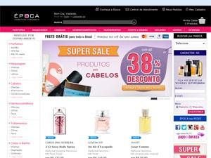 Magazine Luiza compra loja virtual de artigos de beleza Época Cosméticos (Foto: Reprodução)