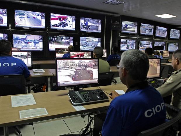 Ciop recebe 130 mil ligações falsas por mês (Foto: Divulgação / Agência Pará)