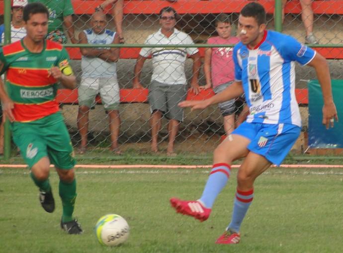 São João da Barra conseguiu importante vitória (Foto: Fabio Menezes/Divulgação)