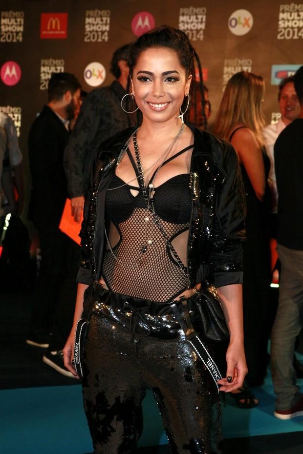 Anitta (Foto: Isac Luz / Ego)