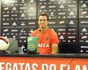 """Damião elogia Patrick, Vizeu e Diego: """"Do lado dele fica fácil. É diferenciado"""""""