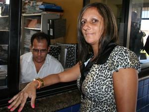 Maria Amélia Dantas, vítima fatal da explosão. (Foto: Divulgação/Assessoria Polícia Civil/AL)