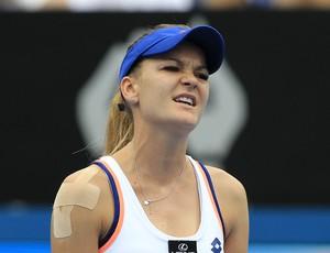 Agnieszka Radwanska, WTA de Sydney - AP (Foto: AP)