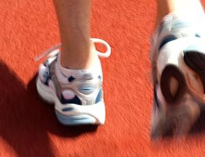 pisada corrida euatleta (Foto: Agência Getty Images)