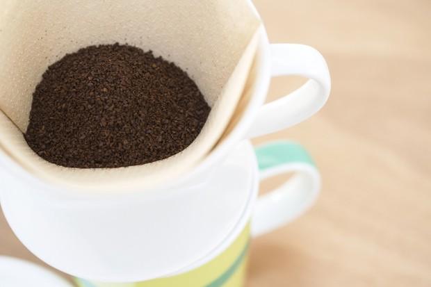 Filtro de café (Foto: Thinkstock)