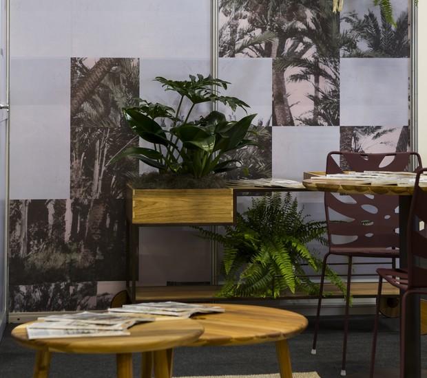 Stand Casa e Jardim na High Design 2016 (Foto: Edu Castello/Editora Globo)