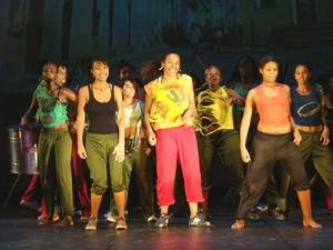 Grupo de dança se apresenta nesta semana em Araraquara, SP (Foto: Divulgação/Prefeitura)