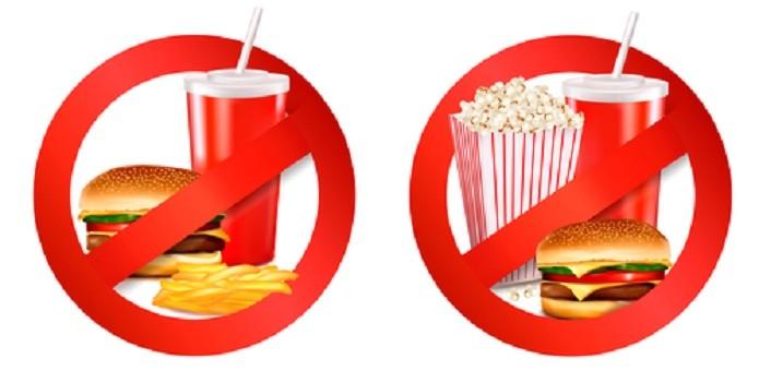 Fast food: alimento perigoso