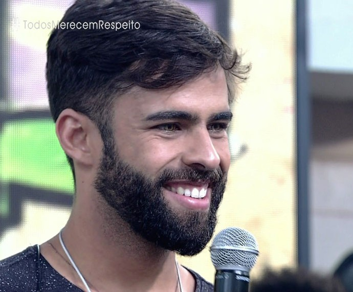 Felipe vai subir ao altar em novembro (Foto: TV Globo)