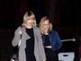 Taylor Swift e Cara Delevingne badalam juntas em Nova York