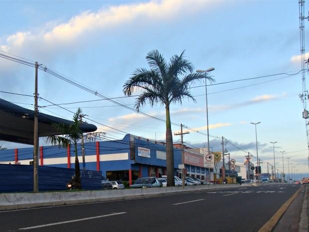 Segundo Inpe, não há previsão de chuva para este fim de semana (Foto: Ricardo Campos Jr./G1MS)
